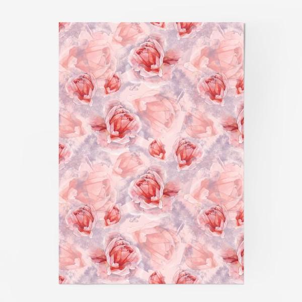 Постер «Розовая романтика»