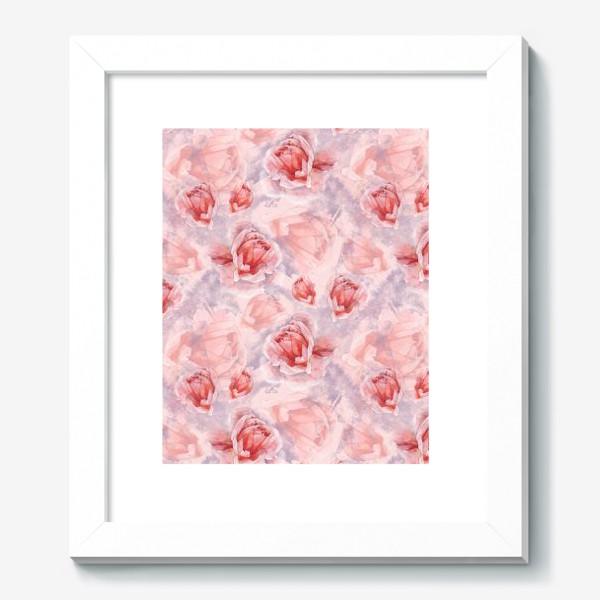 Картина «Розовая романтика»