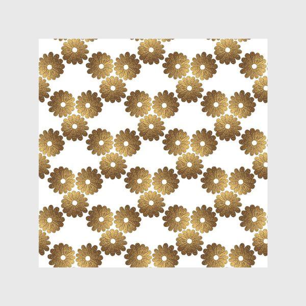Скатерть «Золотые цветы»