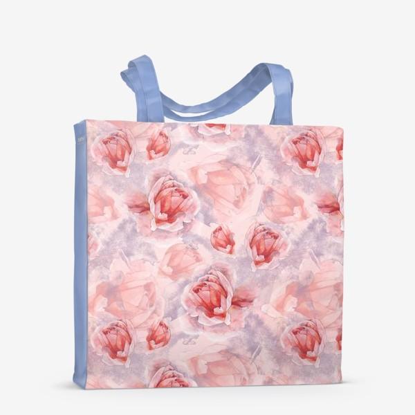 Сумка-шоппер «Розовая романтика»