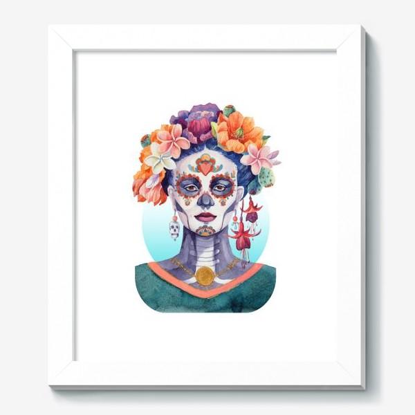 Картина «Мексика. Катрина»