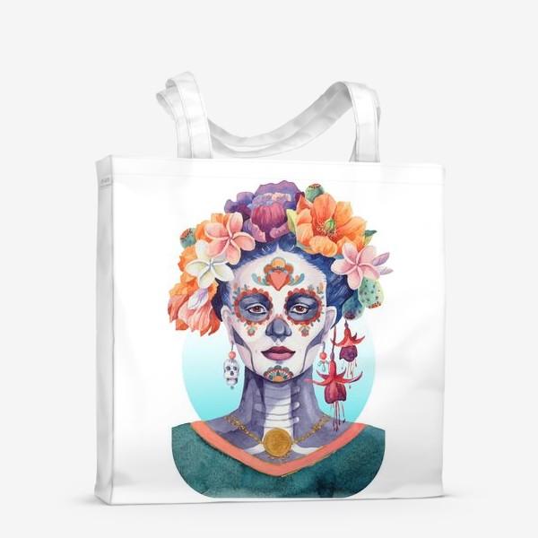 Сумка-шоппер «Мексика. Катрина»