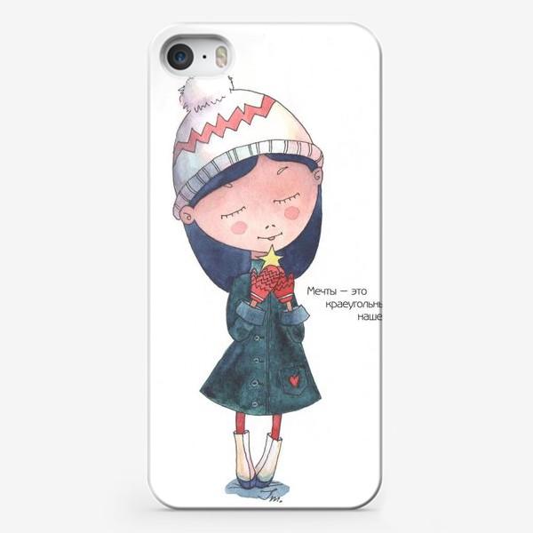 Чехол iPhone «Мечта»