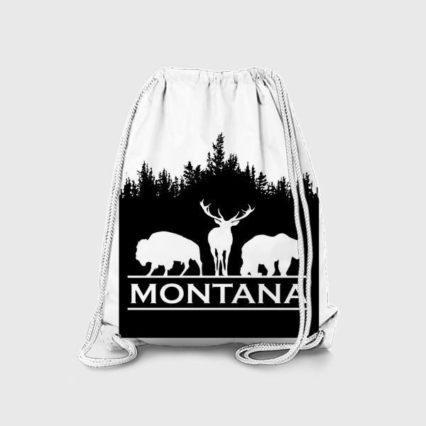 Рюкзак «Символ Монтаны»