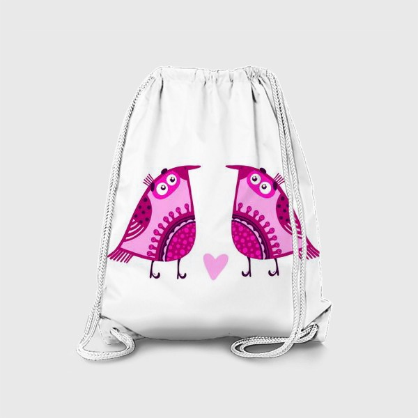 Рюкзак «Мои птички 3»