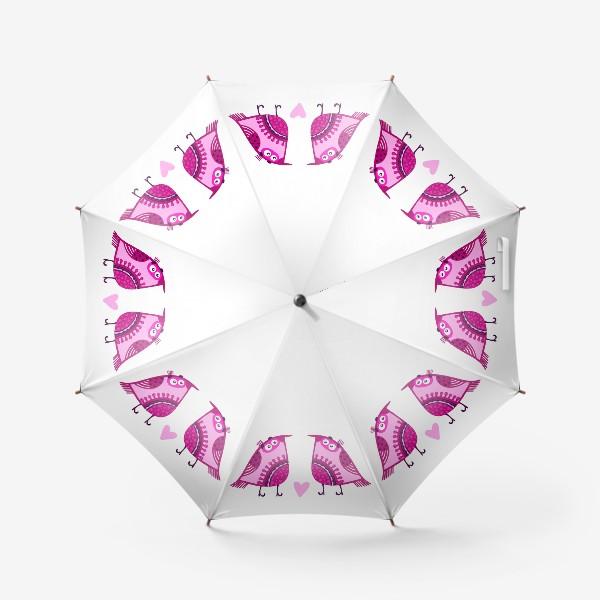 Зонт «Мои птички 3»