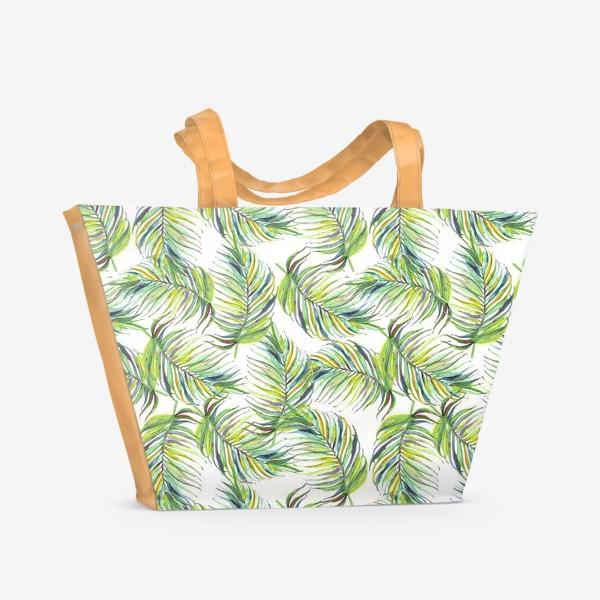 Пляжная сумка «Паьмы»