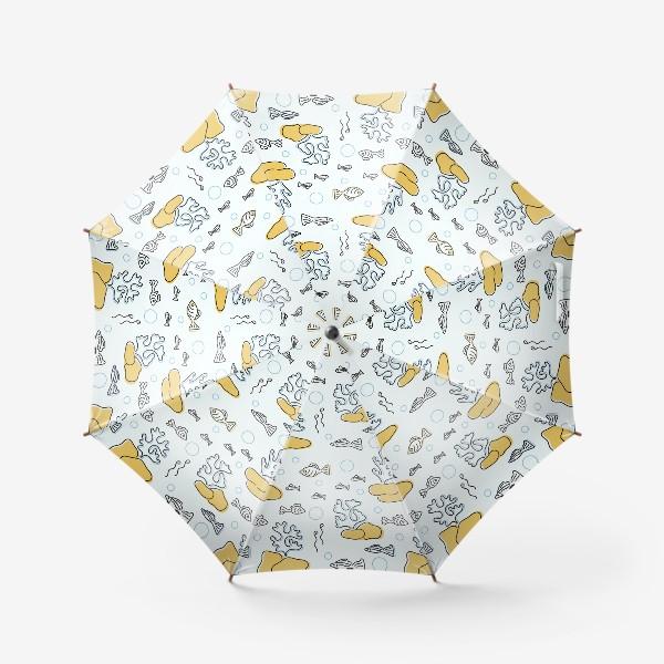 Зонт «Аквариум»