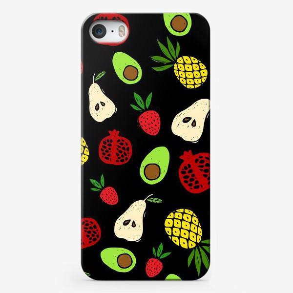 Чехол iPhone «Фруктовое танго»