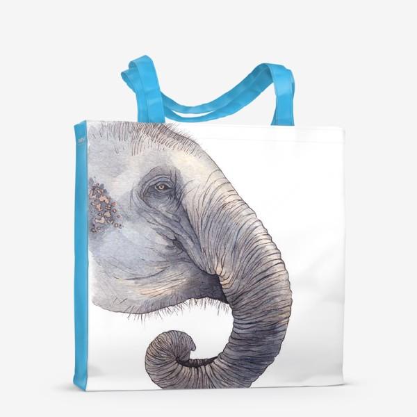 Сумка-шоппер «Слон»