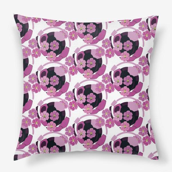 Подушка «Сакура цветет»