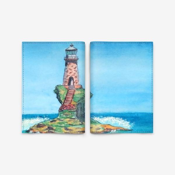 Обложка для паспорта «Маяк Турлитис»