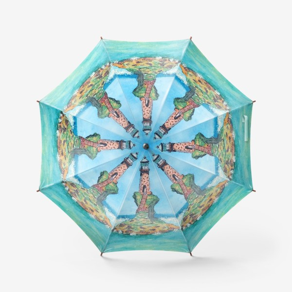 Зонт «Маяк Турлитис»