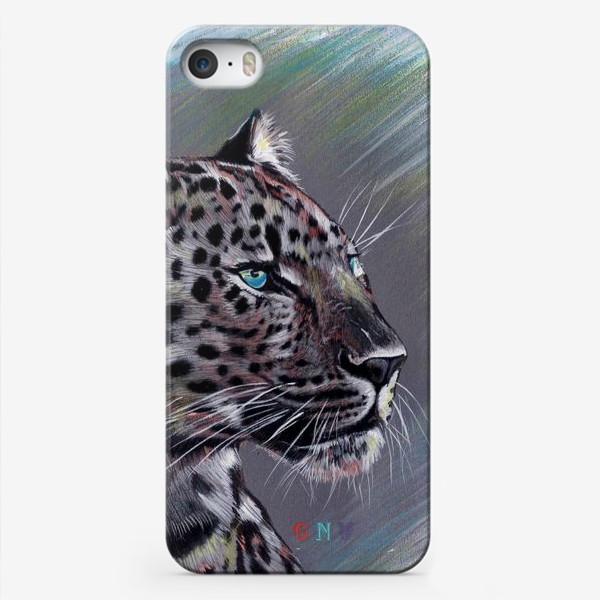 Чехол iPhone «Ягуар »