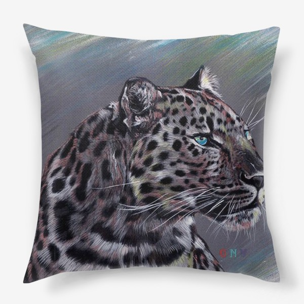 Подушка «Ягуар »