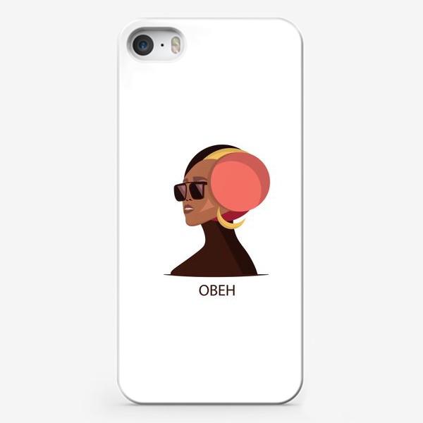 Чехол iPhone «Знак зодиака. Овен»