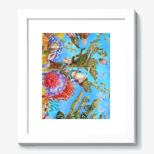 Картина «Коралловый риф »