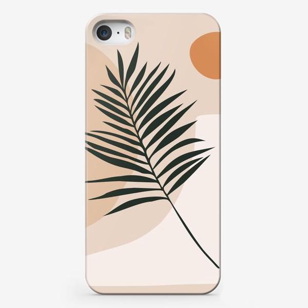 Чехол iPhone «Пальмовая ветка»