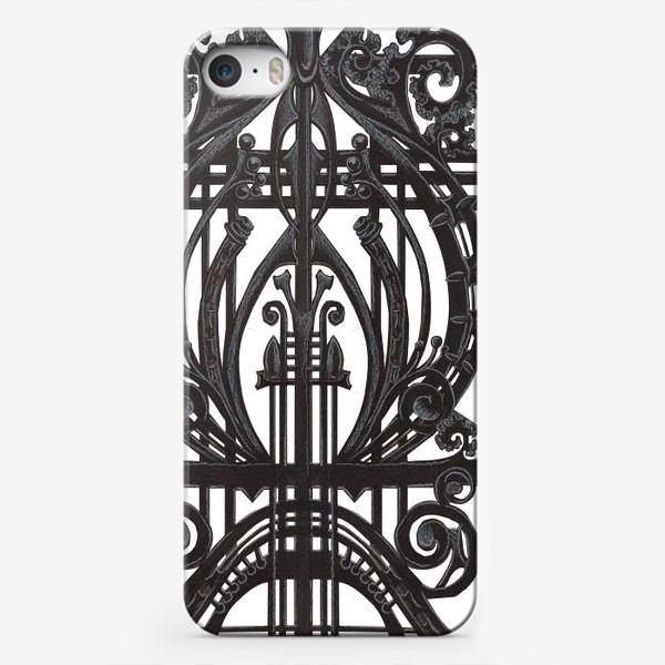 Чехол iPhone «Луис 2»