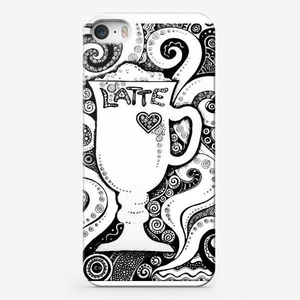 Чехол iPhone «Latte»