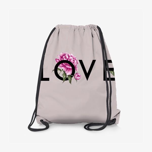 Рюкзак «Love pastel»