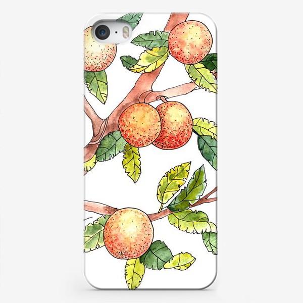 Чехол iPhone «Апельсиновое дерево»