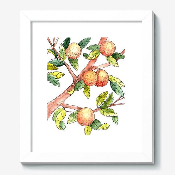 Картина «Апельсиновое дерево»