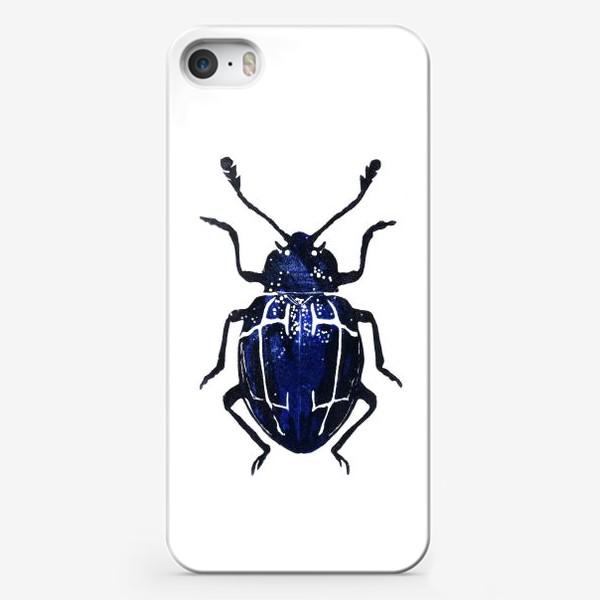 Чехол iPhone «Жук №2»
