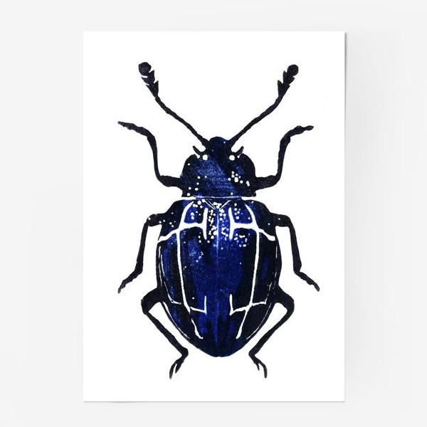 Постер «Жук №2»