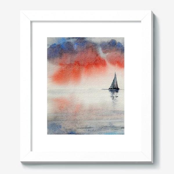 Картина «Между небом и водой»