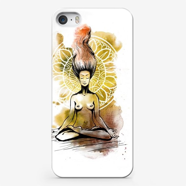 Чехол iPhone «Лотос»