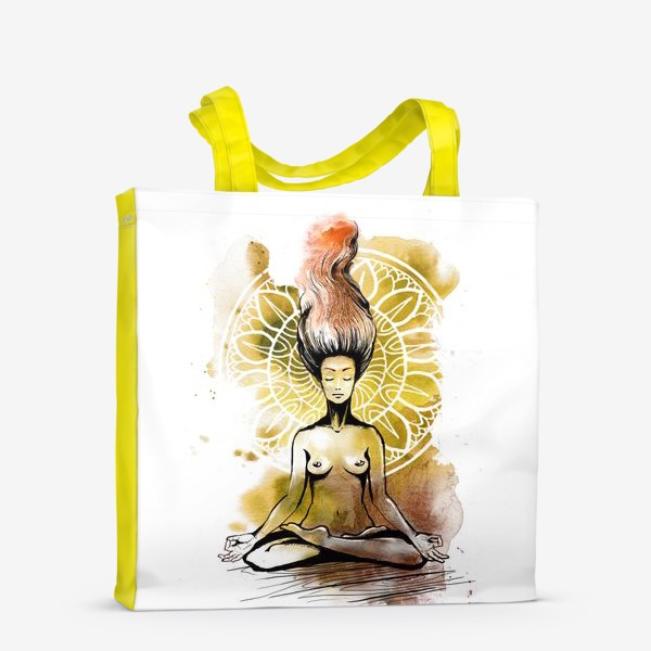 Сумка-шоппер «Лотос»