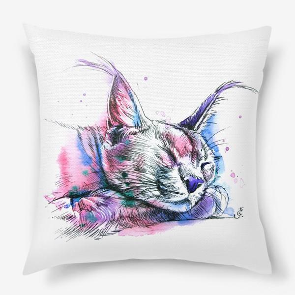 Подушка «каракал»