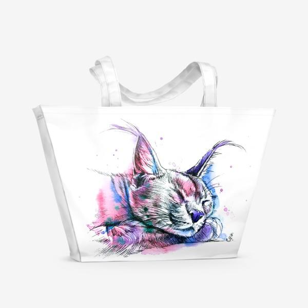 Пляжная сумка «каракал»