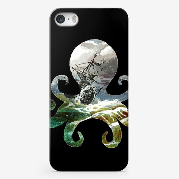 Чехол iPhone «ОСМИНОГ»
