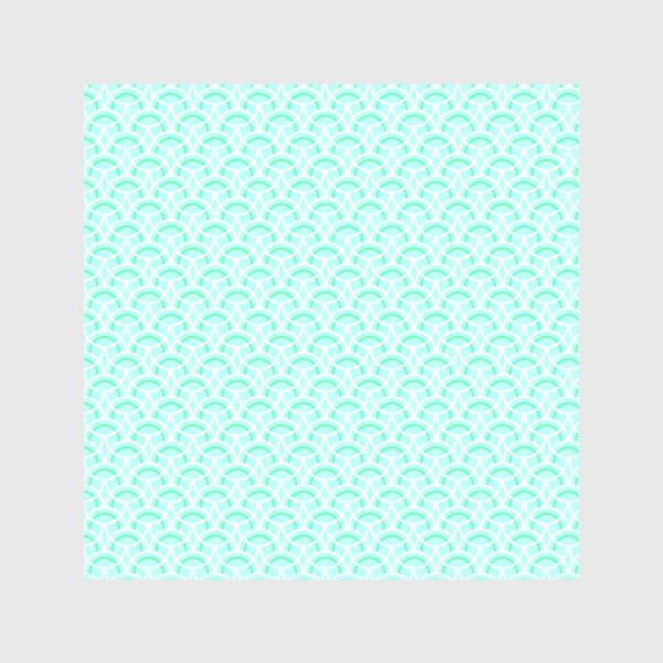 Скатерть «Нежный геометрический патерн»