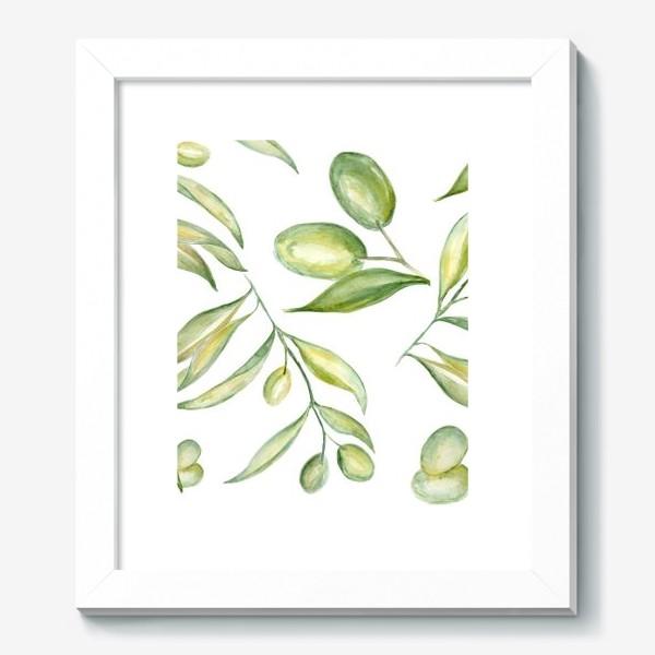 Картина «Оливки»