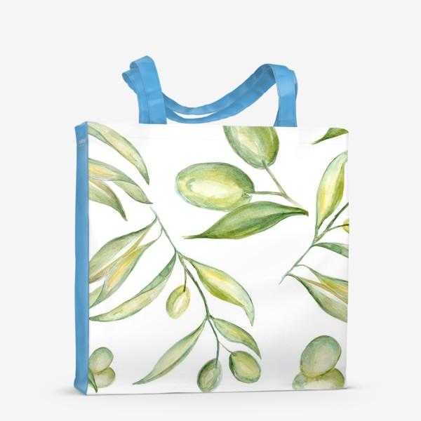 Сумка-шоппер «Оливки»