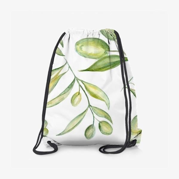 Рюкзак «Оливки»