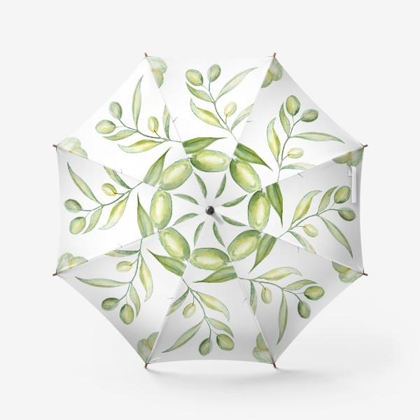 Зонт «Оливки»