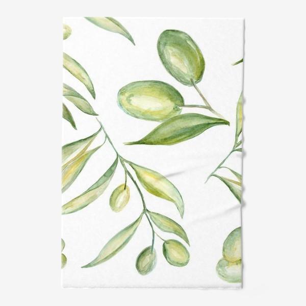 Полотенце «Оливки»