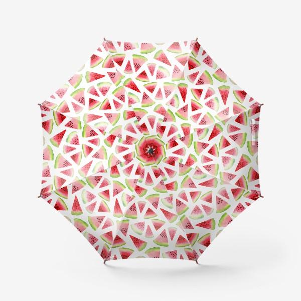 Зонт «Арбузы карапузы»
