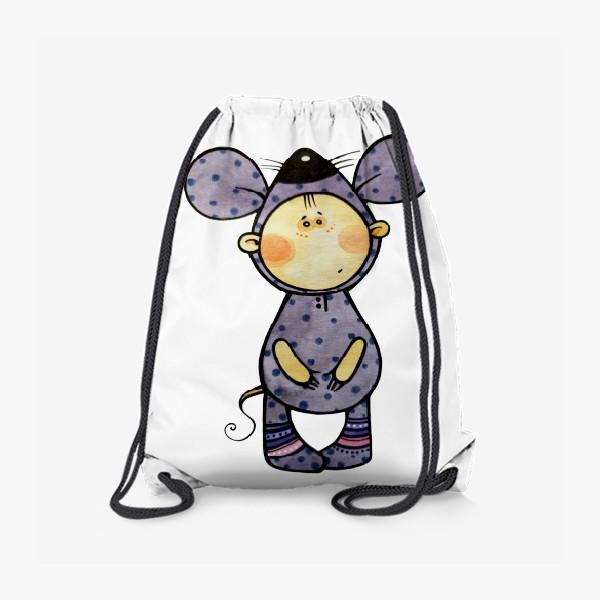 Рюкзак «Я МЫШКА»