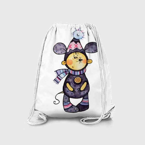 Рюкзак «Мышиное настроение»