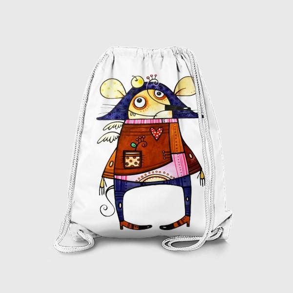 Рюкзак «Мышь французская»