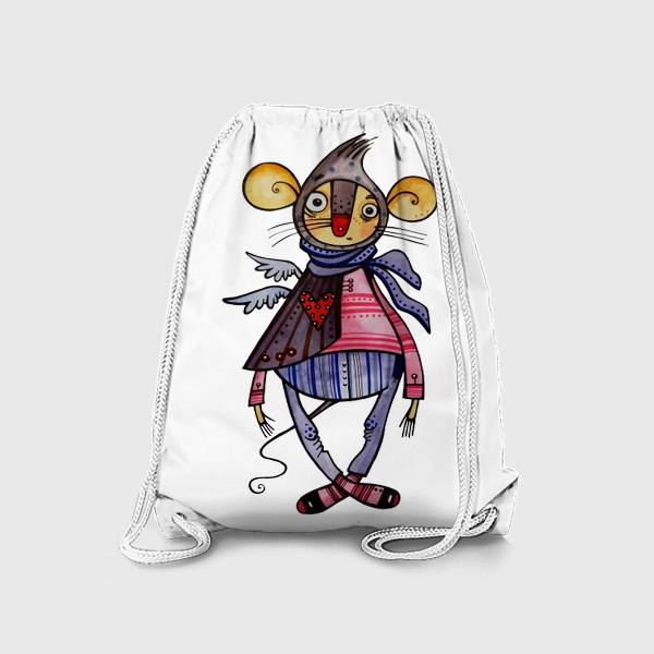 Рюкзак «Мышиный шик»