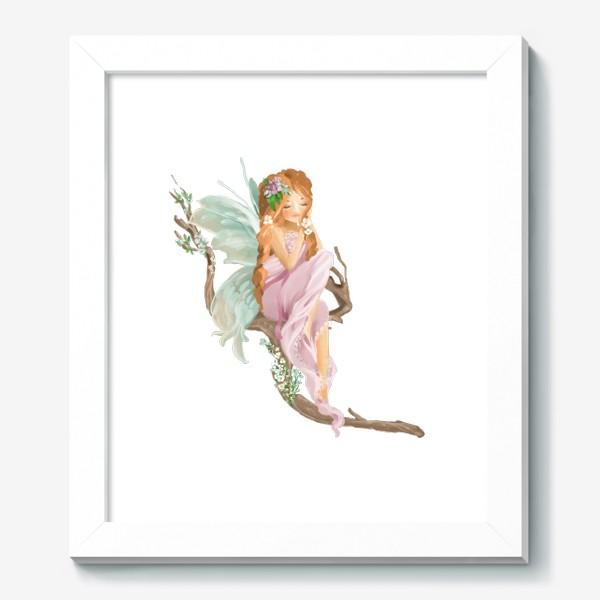 Картина «Фея на дереве»