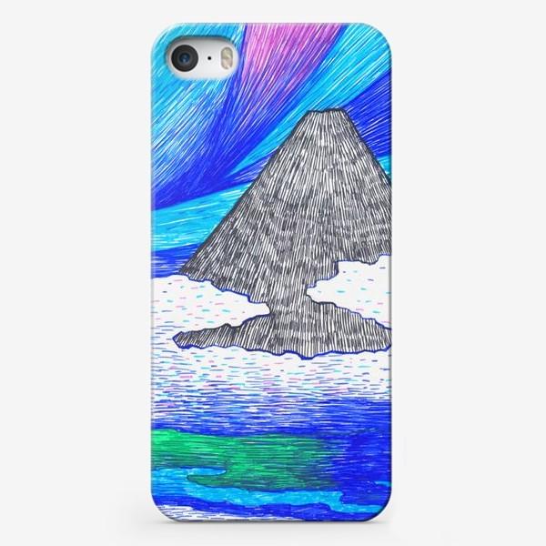 Чехол iPhone «Фудзи»