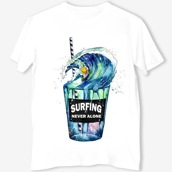 Футболка «surf»
