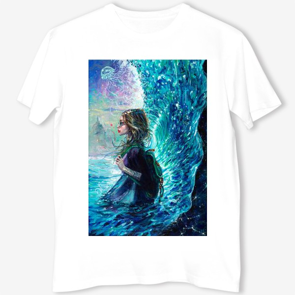 Футболка «The Wave. Волна.»